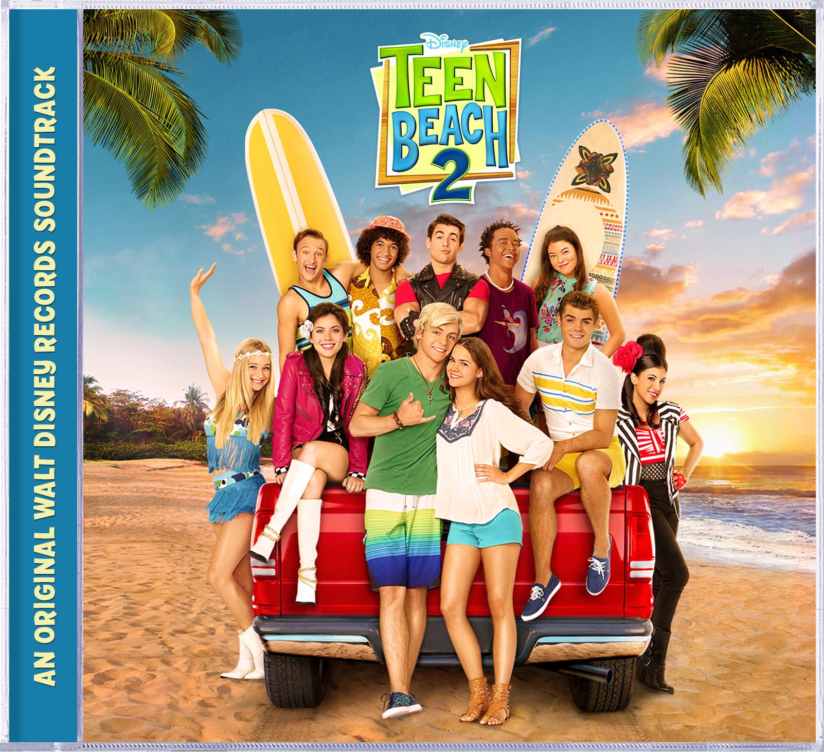 Album Review: Teen Beach 2