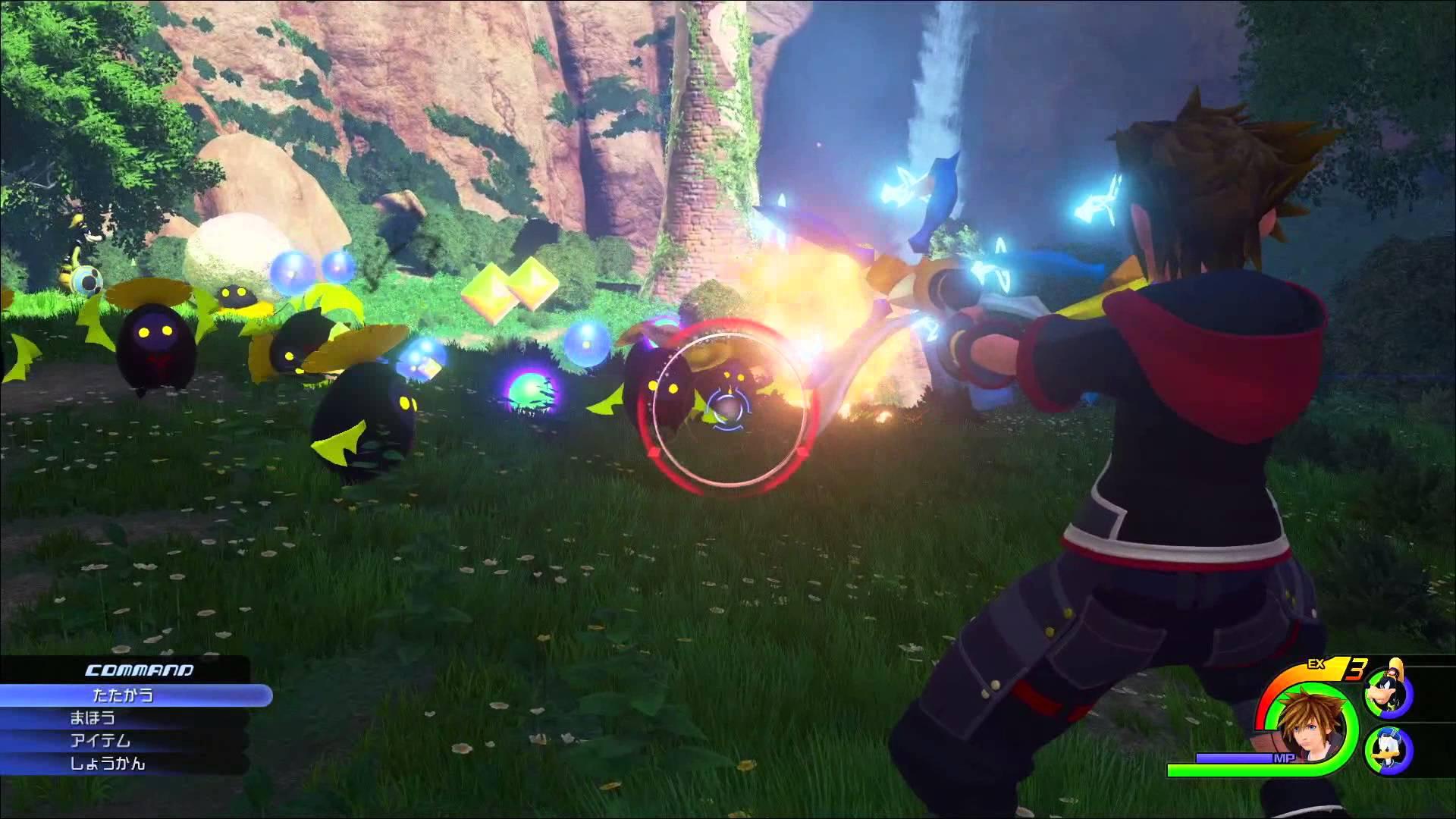 Kingdom Hearts III Trailer Released