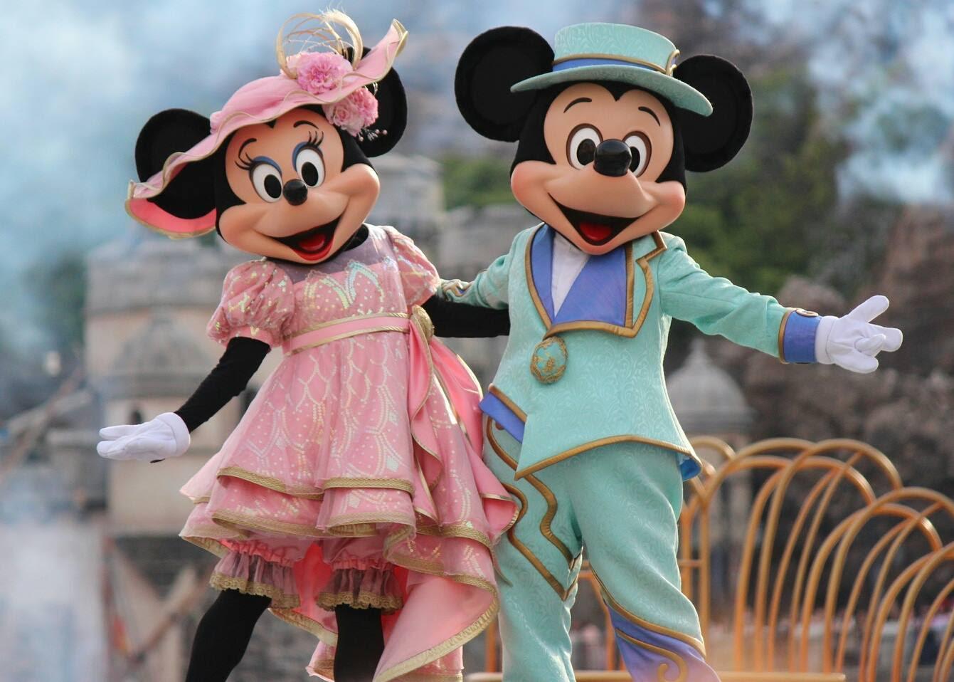 Tokyo DisneySea Easter 2015