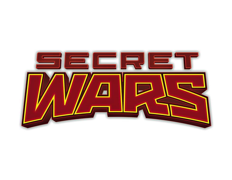 Marvel Announces Merchandise Program For Secret Wars
