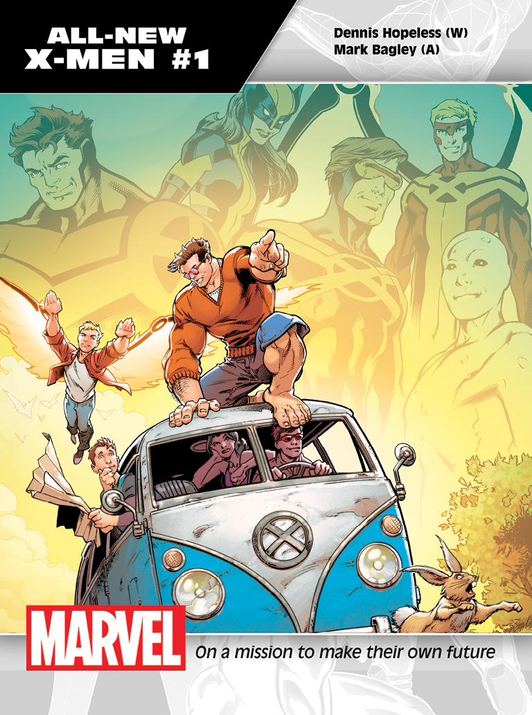 All New All Different Avengers Vol 1 2: Marvel Previews All-New, All-Different Marvel