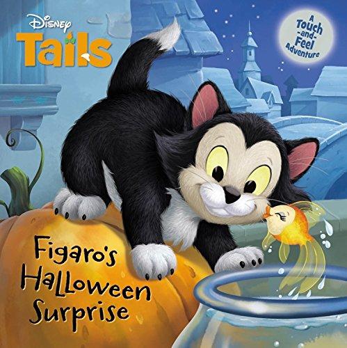 Figaro's Halloween Surprise/Palace Pets Pumpkin Book Review