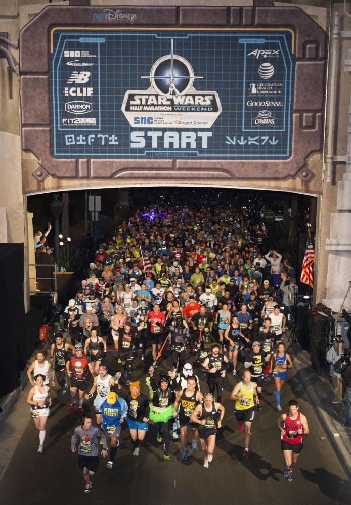 runDisney Announces Walt Disney World Star Wars Events