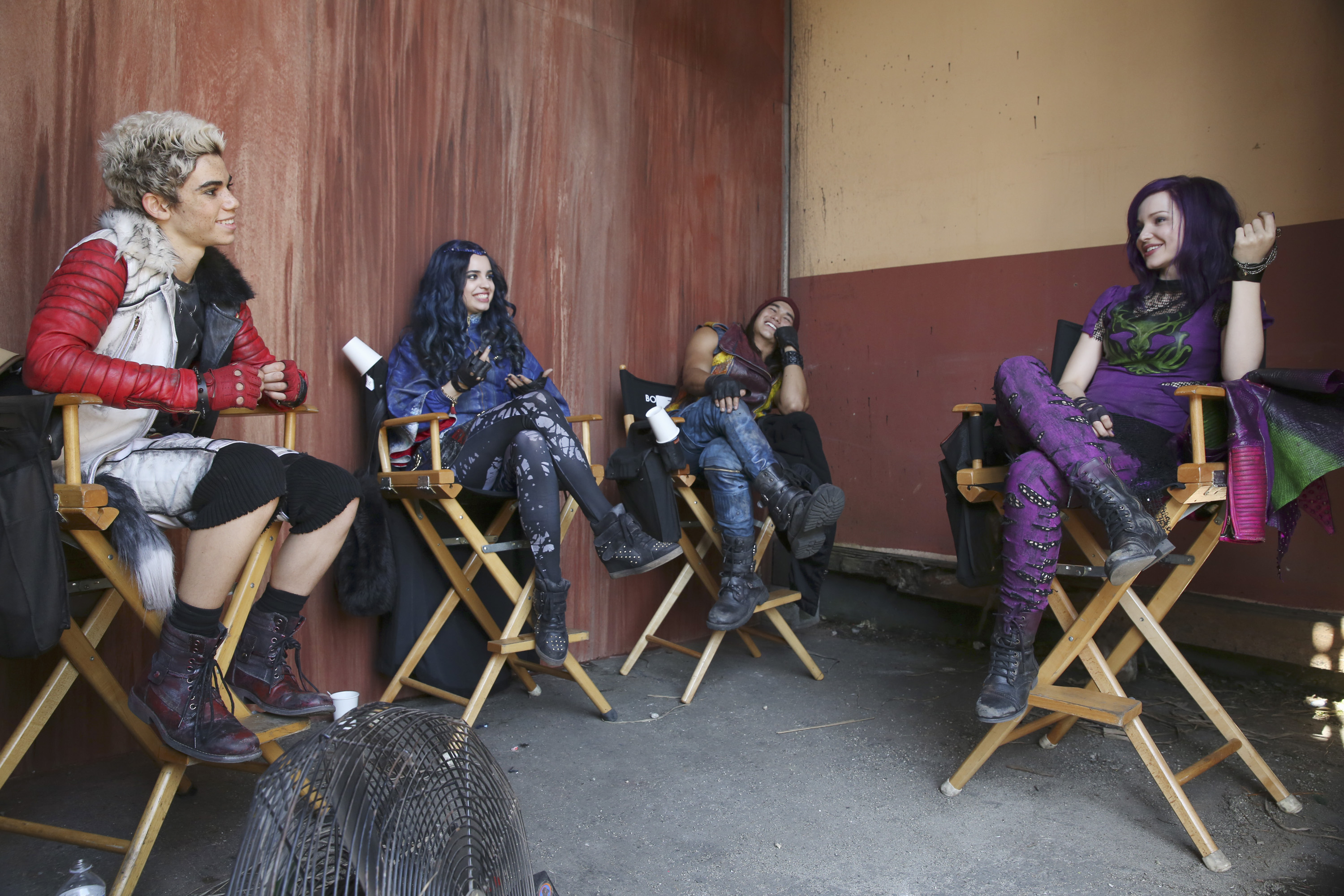 Behind The Scenes Special On Disney Descendants To Air August 9