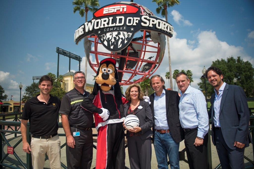 Florida Cup Returns to Disney World's ESPN Wide World of Sports