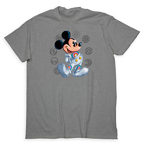 Mickey and Minnie Future World Shirts Available from Disney Store