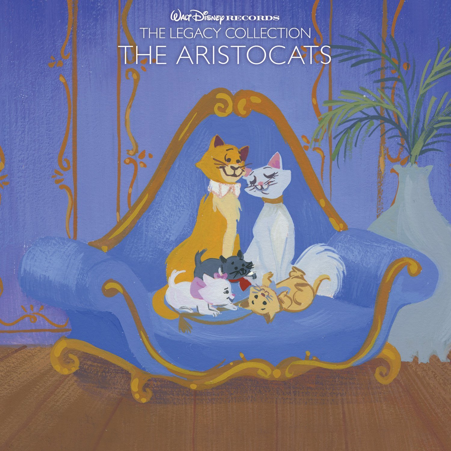 The Legacy Collection: The Aristocats Soundtrack Review