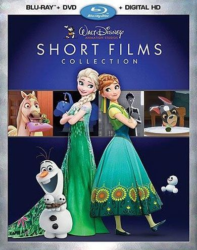 Disney Short Films Collection Blu-Ray Review