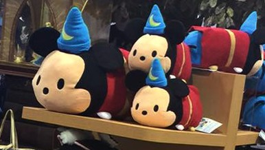 Tsum Tsum Life: Sorcerer Mickey and the D23 Expo
