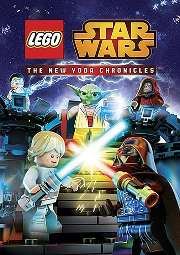 Lego Star Wars: The New Yoda Chronicles DVD Review