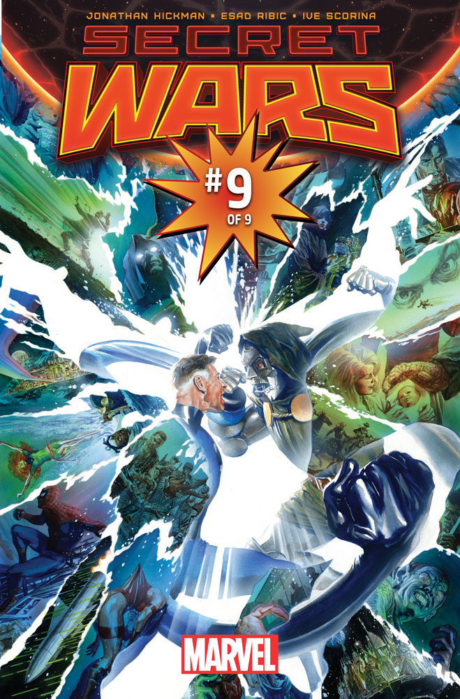 Marvel Extends Secret Wars with Ninth Issue