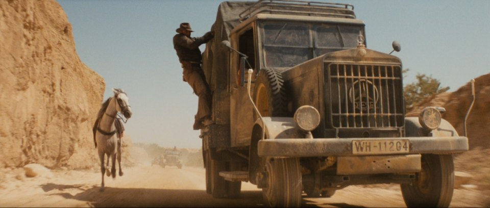 Raiders of the Lost Ark ©Lucasfilm