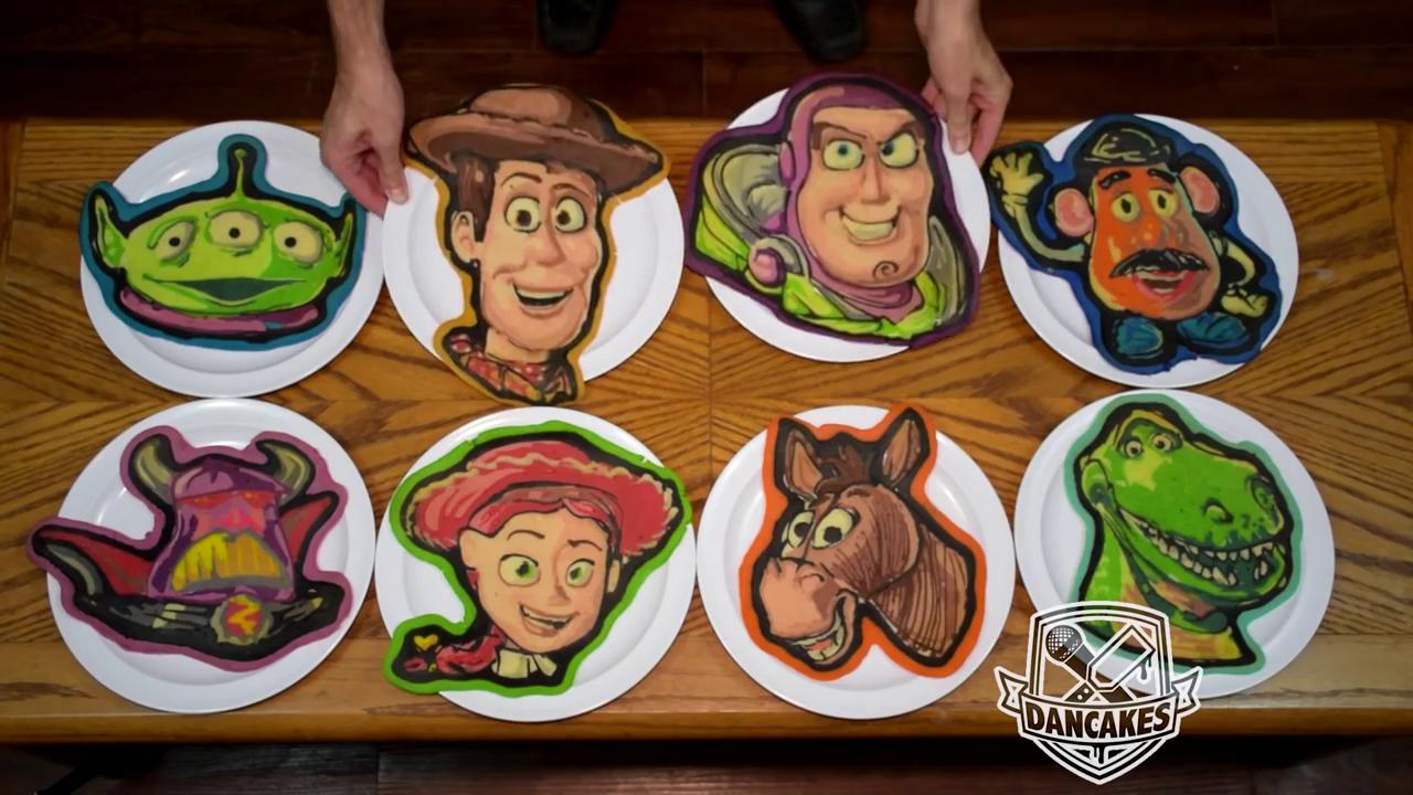 Video Pick: Pixar Pancakes