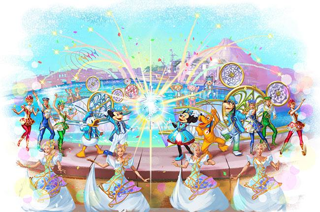 Tokyo Disney Resort Announces DisneySea Anniversary Celebration