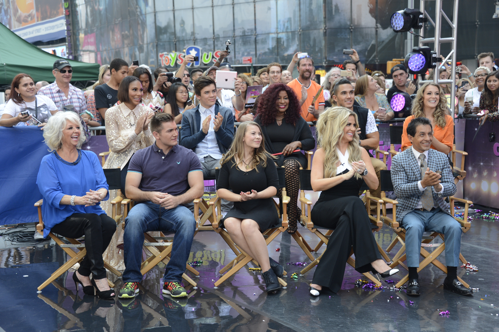 Celebrity Cast of Dancing with the Stars 21st Season Announced