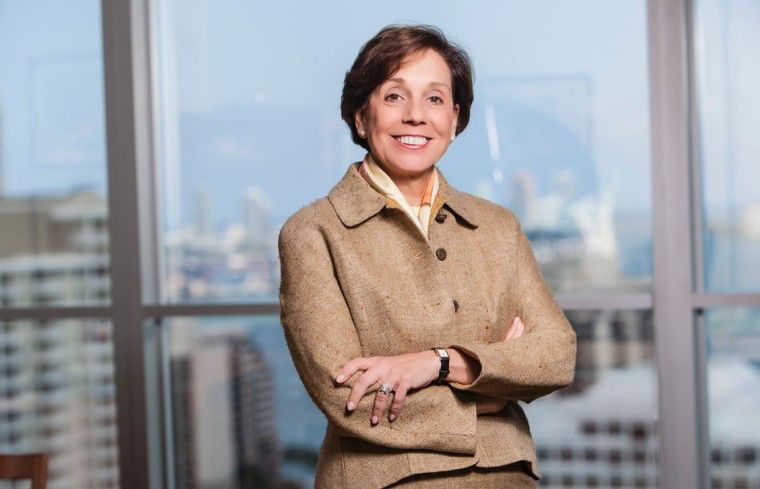 Maria Elena Lagomasino Elected to Disney's Board