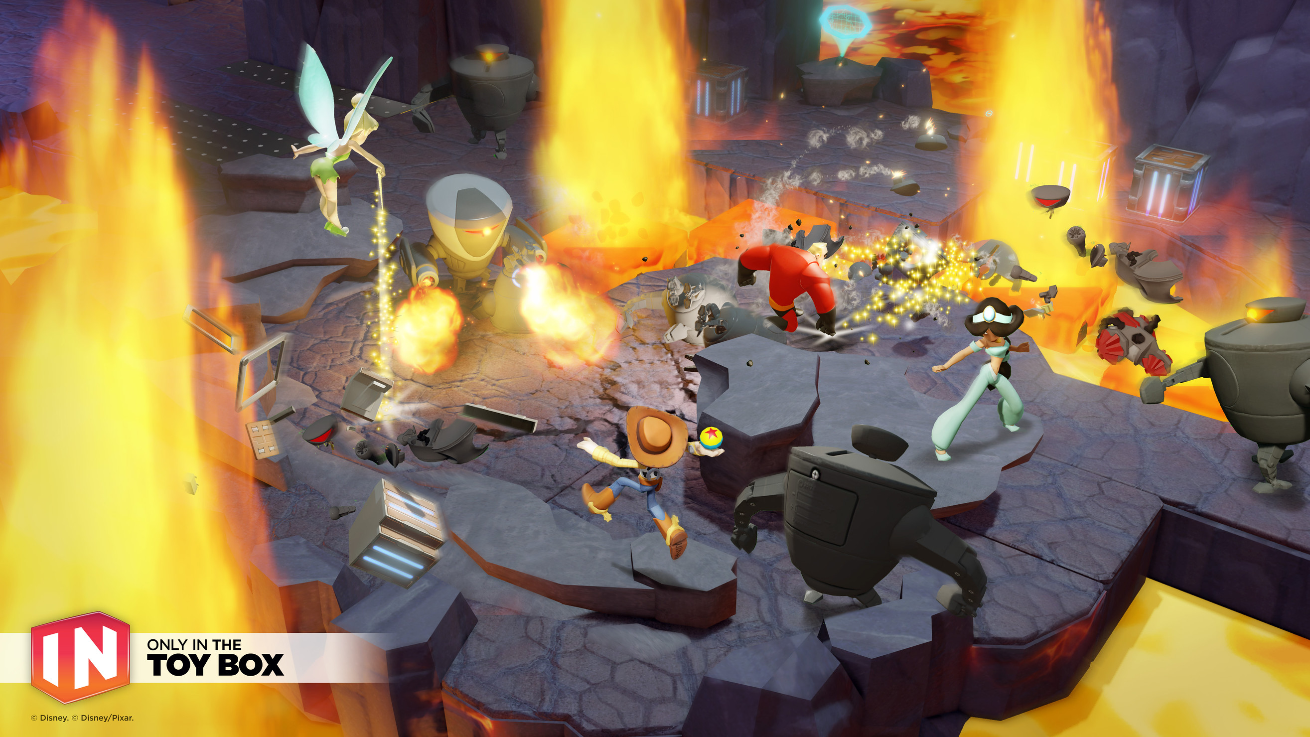 Disney Infinity 3.0 - Toy Box Takeover Review
