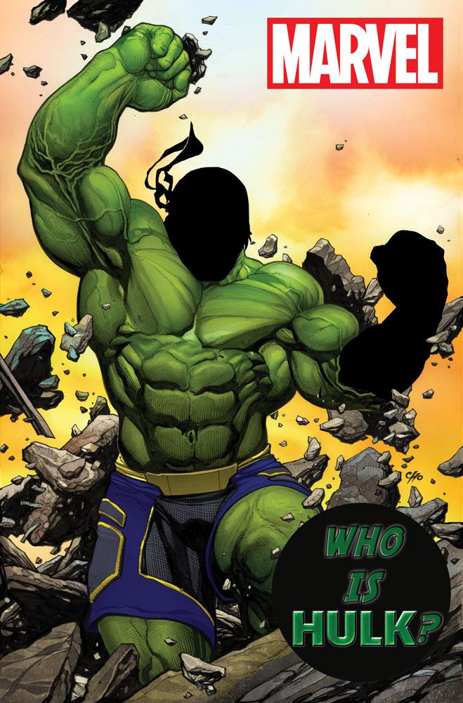 Marvel Teases Totally Awesome Hulk
