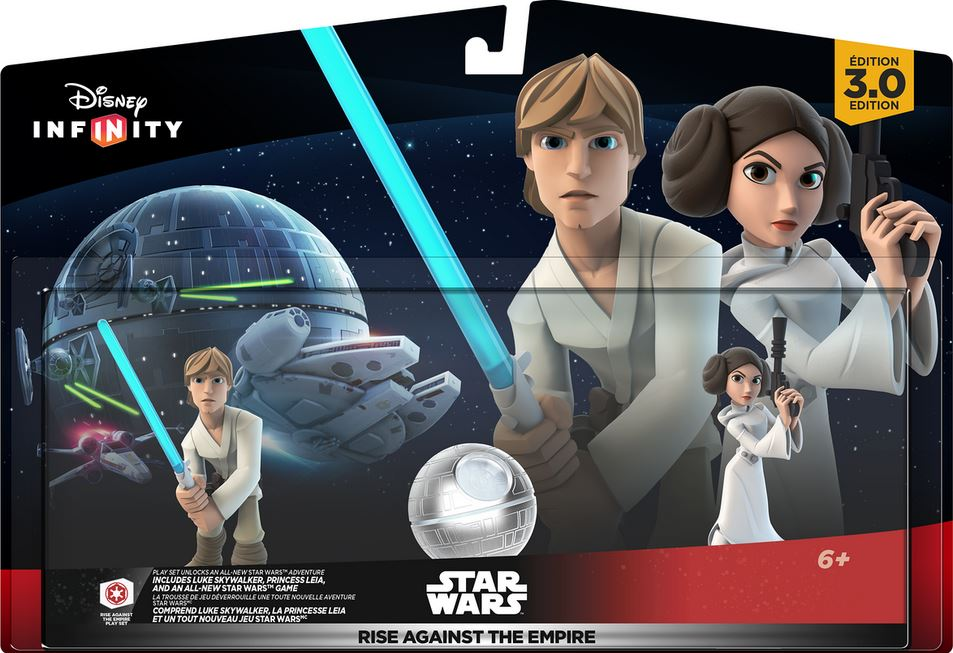 Disney Infinity 3 0 Rise Against The Empire Review
