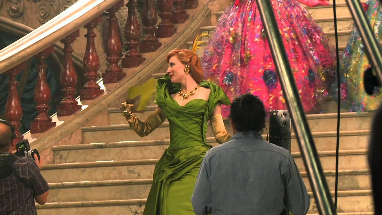 Cinderella Bonus Clips Released