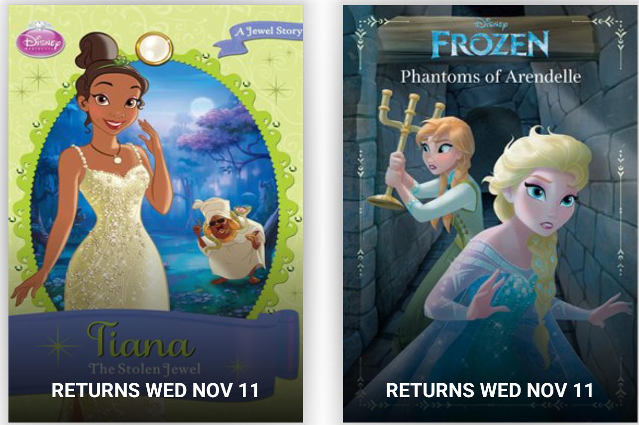 App Review: Disney on Hoopla