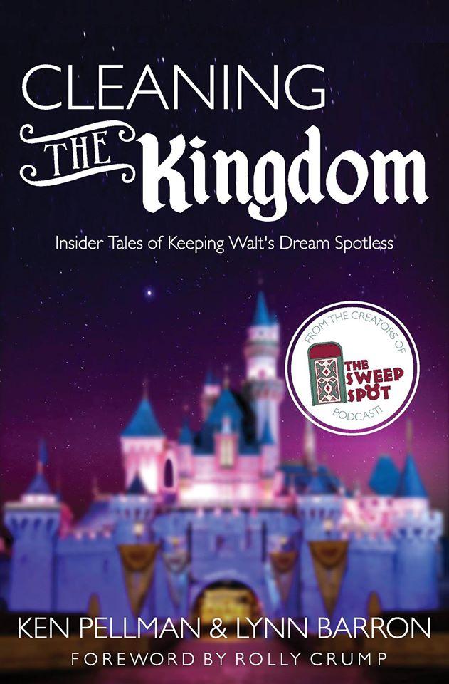 The undisputed best book ever written about Disneyland Custodial!