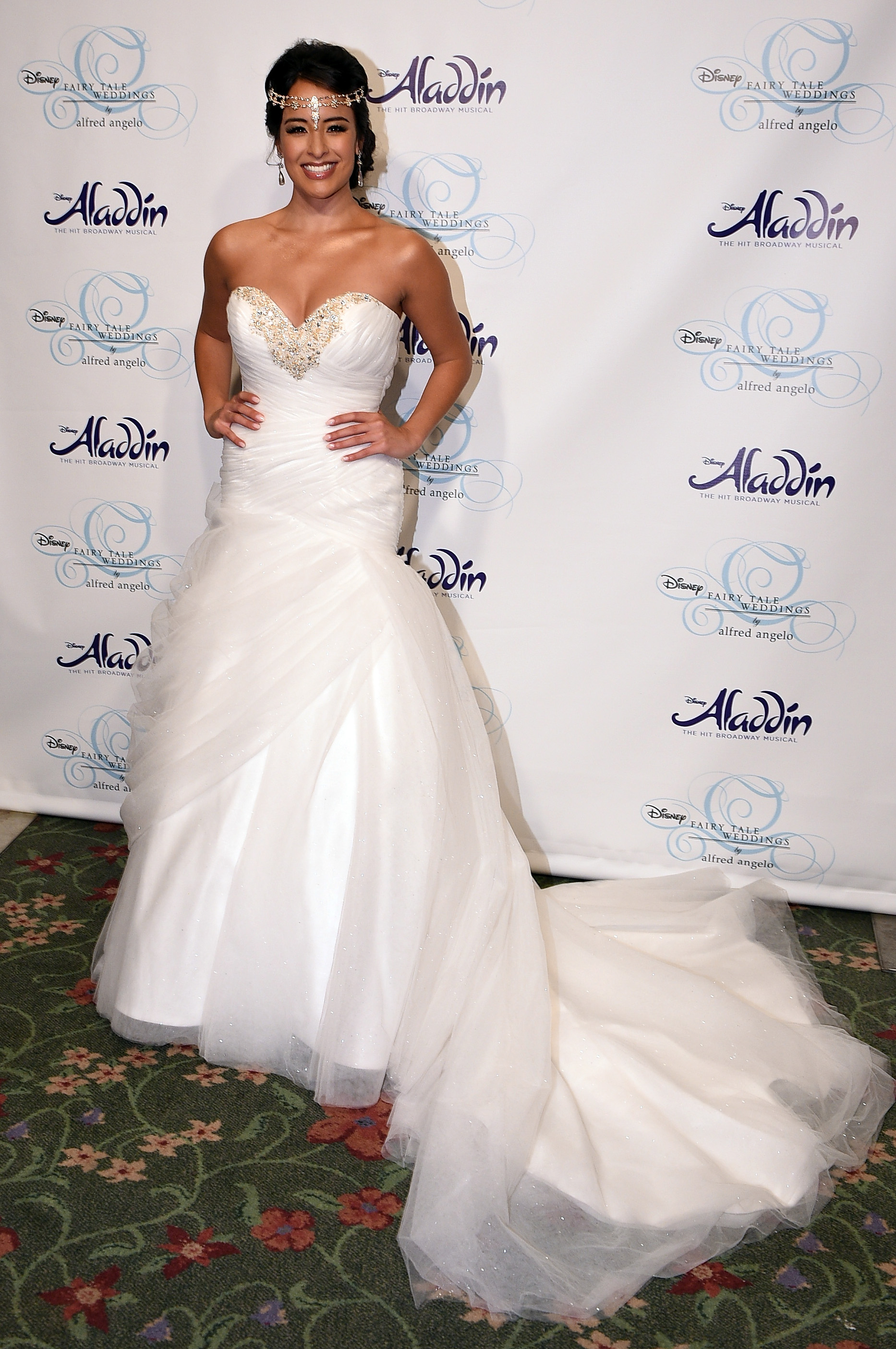 New Alfred Angelo Disney Bridal Collection Dresses