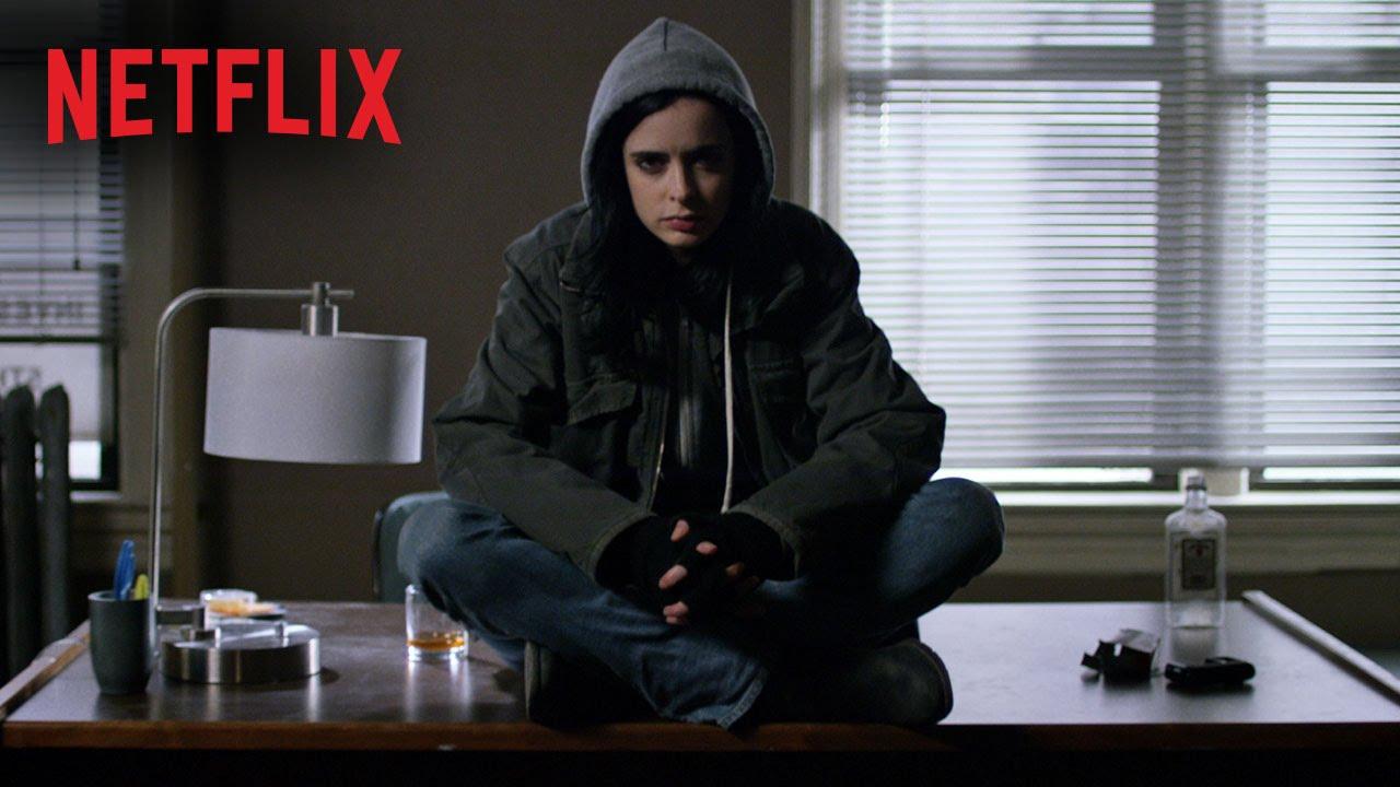 Marvel's Jessica Jones Trailer