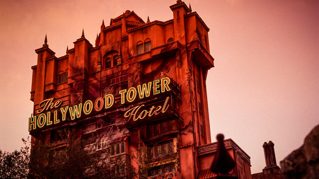 Disney Working on Tower of Terror Film