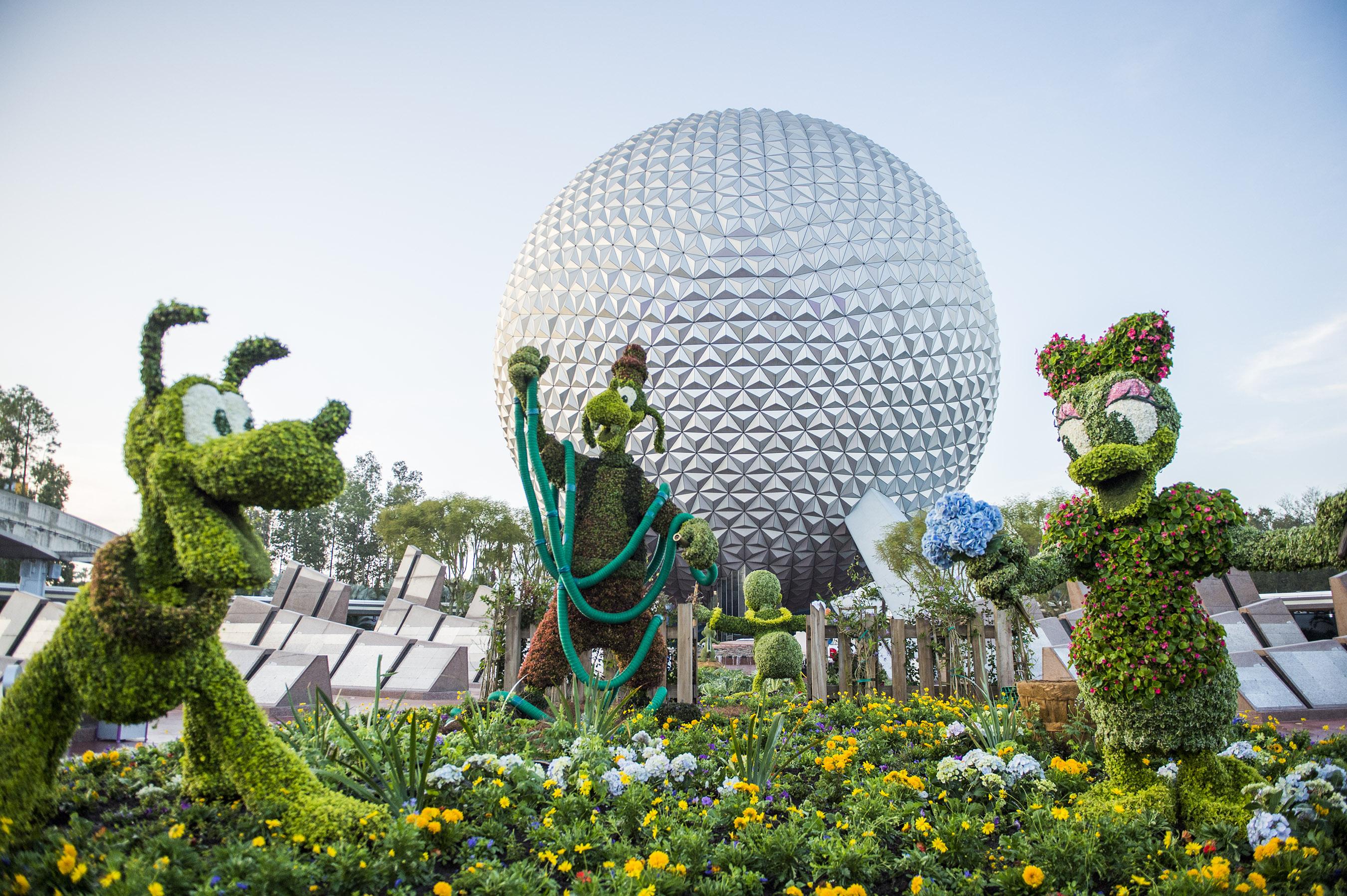 Disney Expands Flower and Garden Festival
