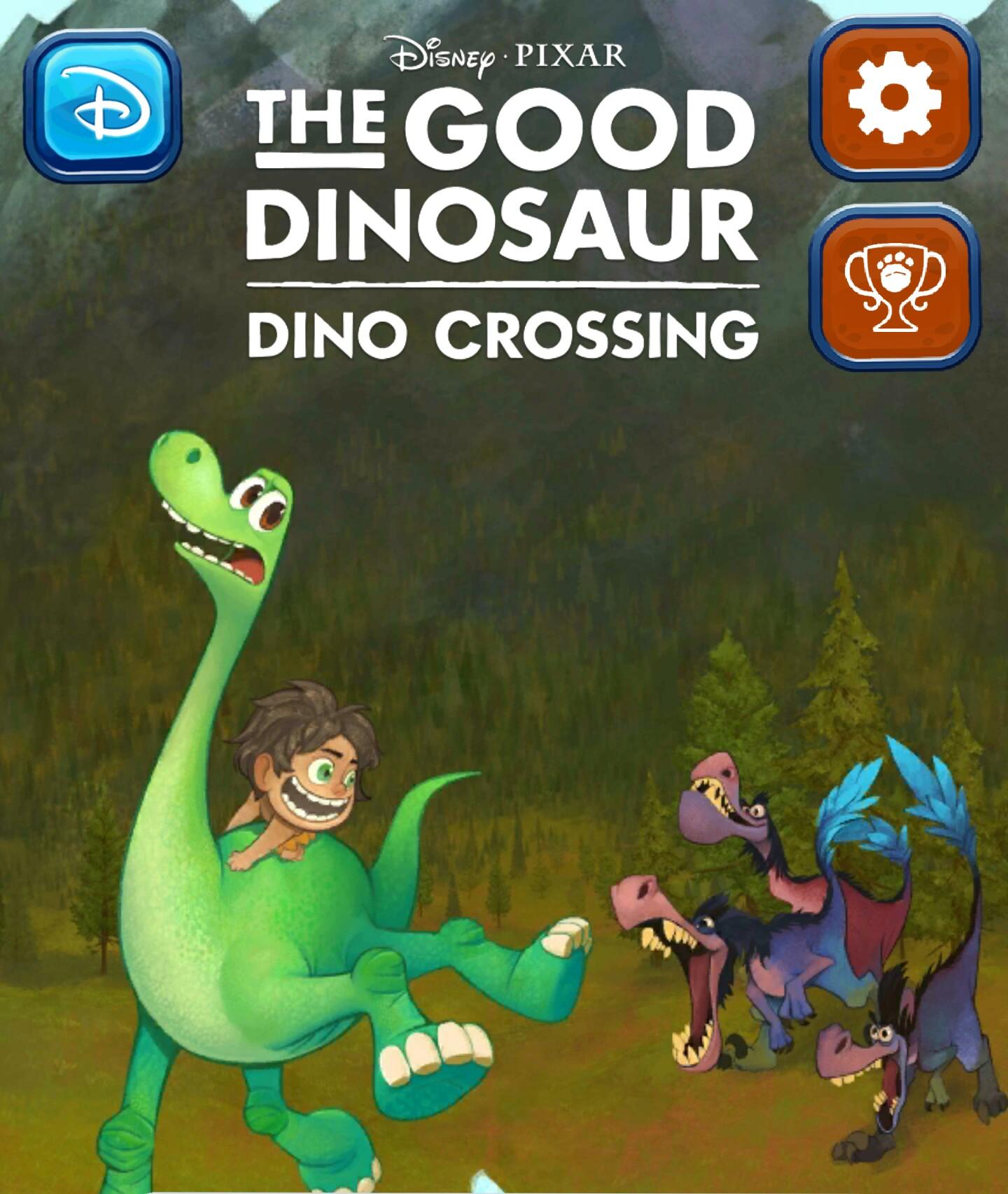 The Good Dinosaur: Dino Run App Review