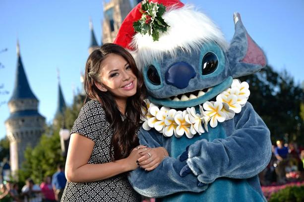 Celebrity Sightings - Disney Vacation