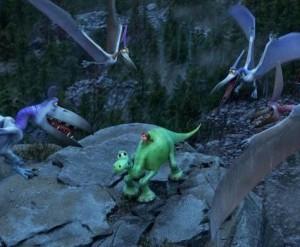 Good Dinosaur Pteradactyls