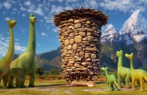 Good Dinosaur Silo
