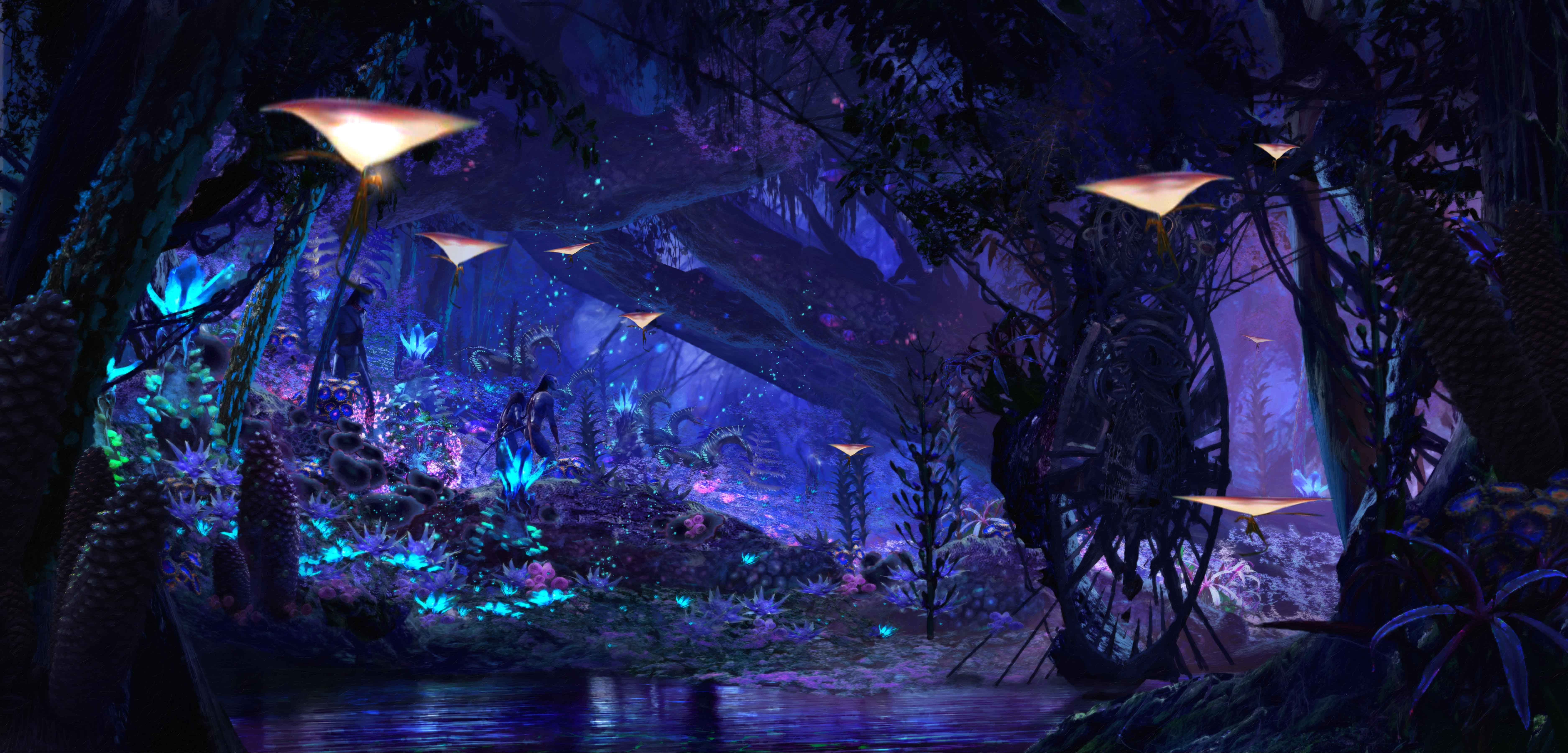 Disney Shares Details About Family Attraction In Avatar Project
