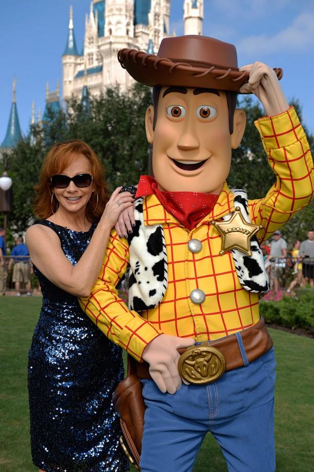 Celebrity sightings in Walt Disney World - Page 2