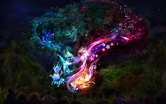 New Details on Rivers of Light
