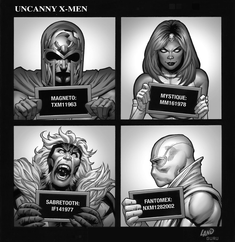 New Look at Uncanny X-Men #1