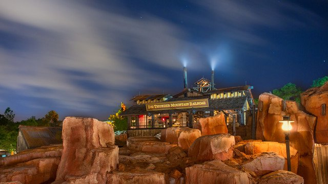 big thunder mountain railroad - photo #29