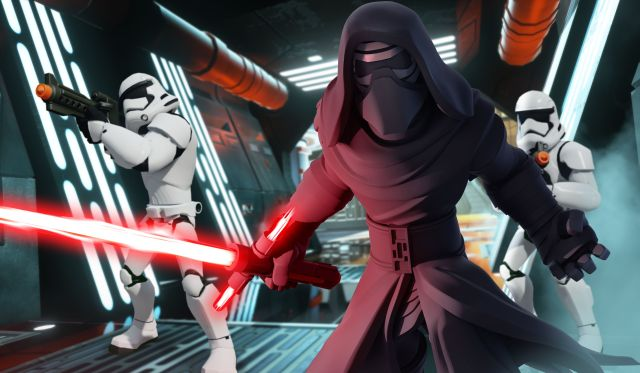 Star Wars: The Force Awakens Disney Infinity Set Trailer