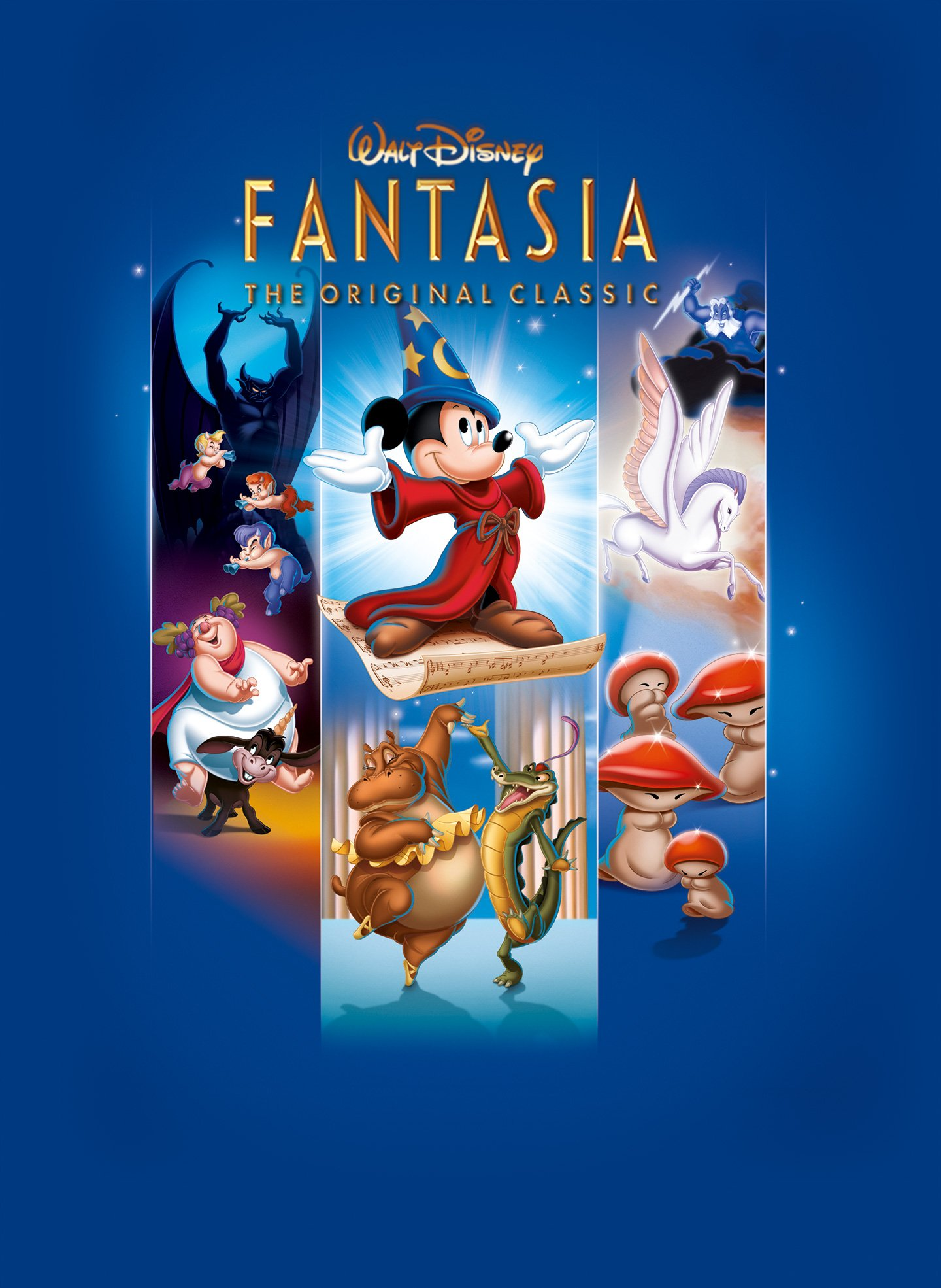 10 Facinating Behind the Scenes Fantasia Facts