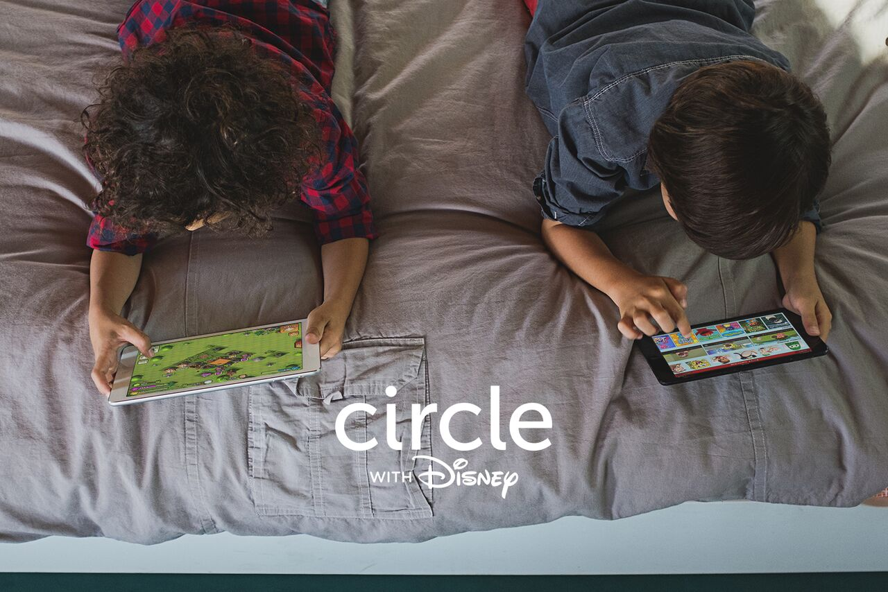 Disney Partners with Circle for Family Internet Management