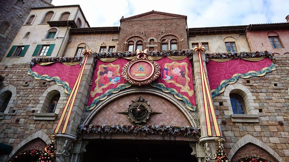 Tokyo DisneySea Christmas Wishes 2015