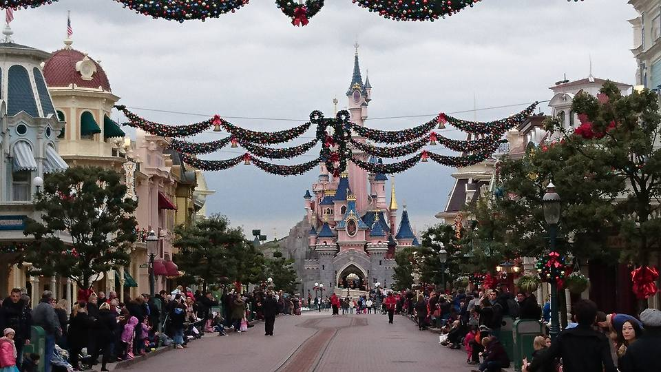 Is Disneyland Paris' Christmas The Best In The Disney World