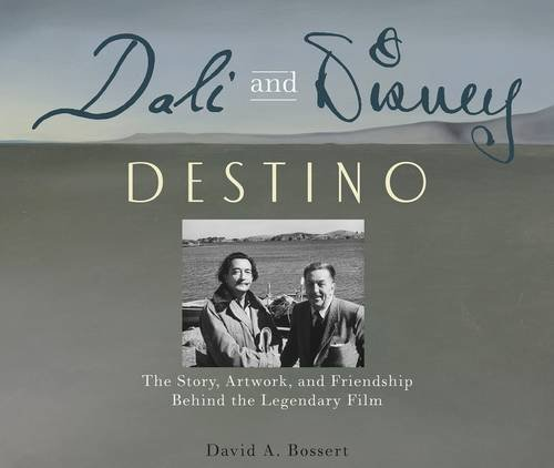Book Review - Dali and Disney: Destino