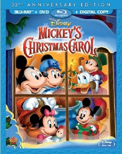 mickeys christmas carol 1983 - Best Christmas Carol Movie