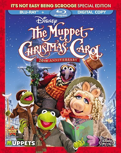 the muppet christmas carol 1992 - Best Christmas Carol Movie