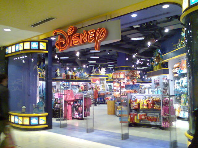 Tips for Surviving a Shopping Trip at the Disney Store