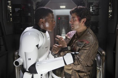 Finn and Po