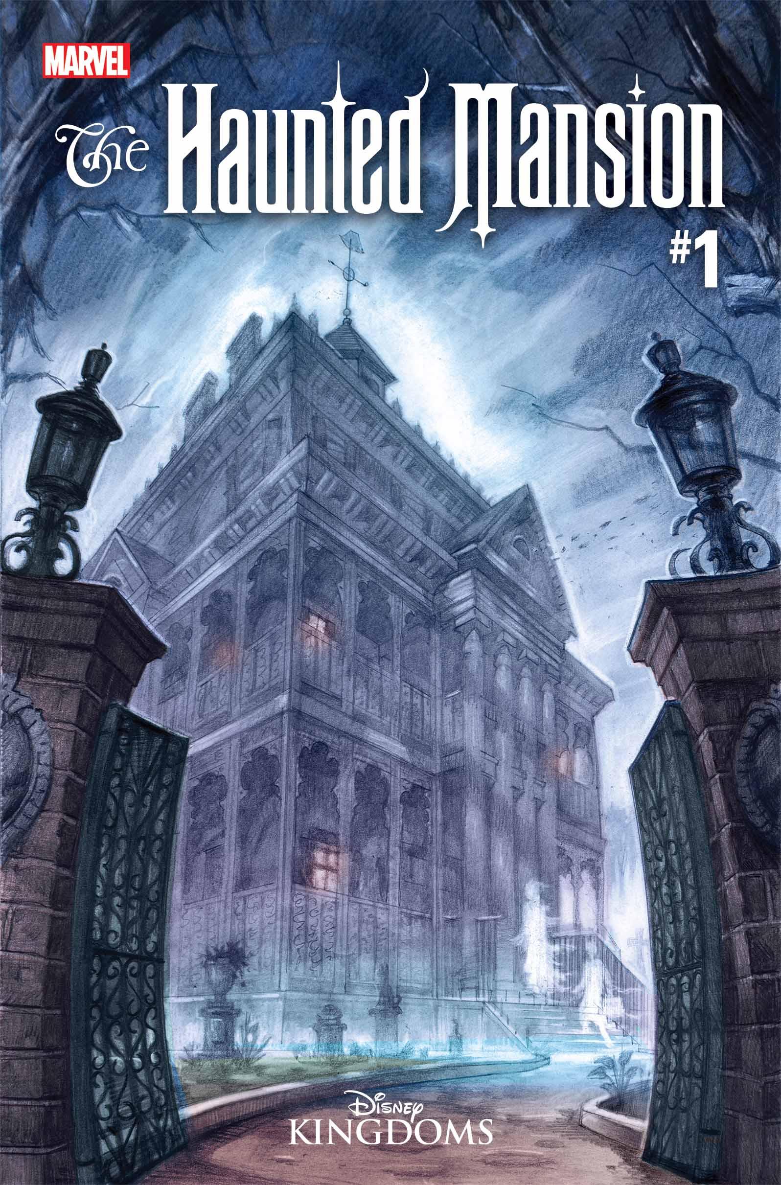 Marvel to Publish Haunted Mansion Comic